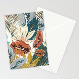 Tropical Wild Jungle Stationery Cards