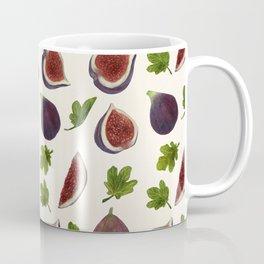 Figs and Leaves Coffee Mug