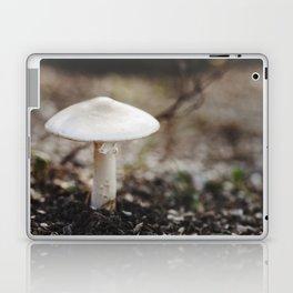 Lone Mushroom Laptop & iPad Skin