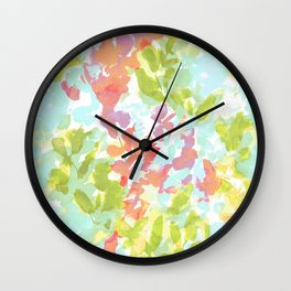 Intuition Wild & Free Wall Clock