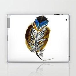 A Feather Laptop & iPad Skin