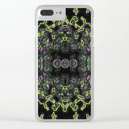 The Code Clear iPhone Case