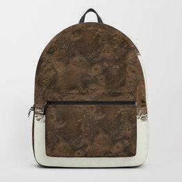 Dipped Wood - Walnut Burl Backpack