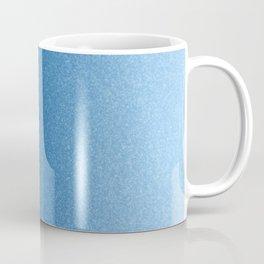 Frozen Ombre - Winter Blues Coffee Mug