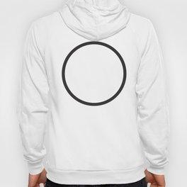 Minimal Circle Hoody