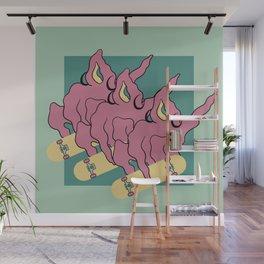 Roller Kween Wall Mural