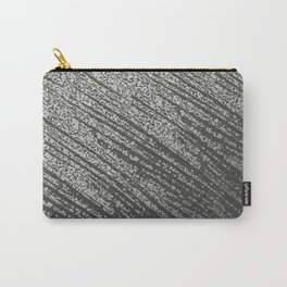 Free hand black and white  lines Carry-All Pouch
