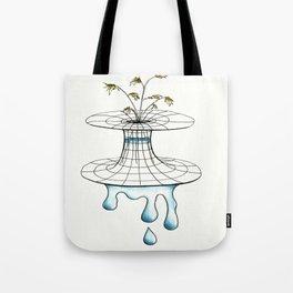 worm vase Tote Bag