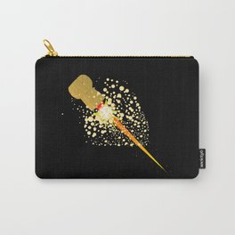 Flying Rocket Powered Cork Carry-All Pouch