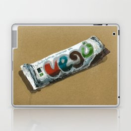 Vego vegan Chocolate is a thing I use to define myself Laptop & iPad Skin
