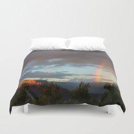 Sedona Rainbow Duvet Cover