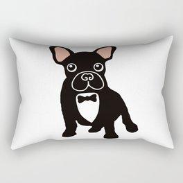 Tuxedog Rectangular Pillow