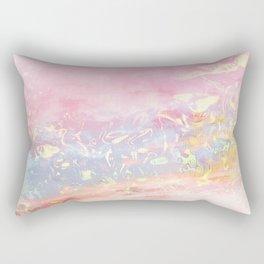 Golden dreams Rectangular Pillow
