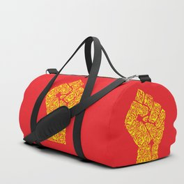The Hand of Revolution Duffle Bag