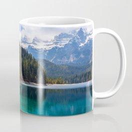 Tovel Lake Coffee Mug
