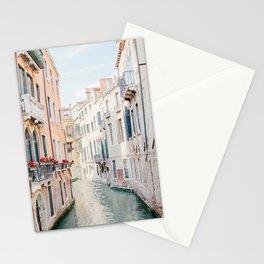 Venice Morning - Italy Travel Photography Stationery Cards