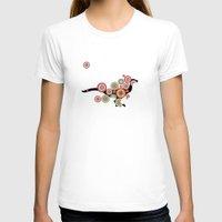 dinosaur T-shirts featuring dinosaur by mark ashkenazi