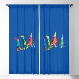 Dwarves Blackout Curtain