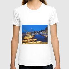 Night at Collioure T-shirt