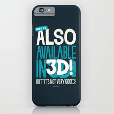 ALSO IN 3D! Slim Case iPhone 6s