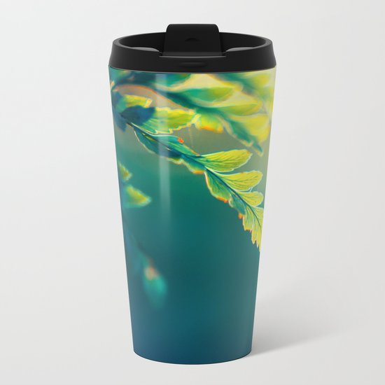 From Deepness to Surface Metal Travel Mug