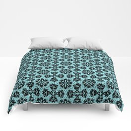 Island Paradise Floral Comforters