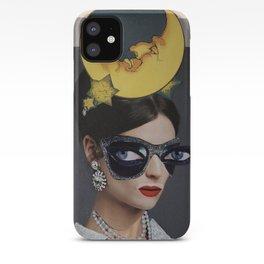Diana La Luna iPhone Case