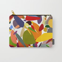 Colorful pebbles Carry-All Pouch