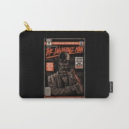 The Invisible Man Carry-All Pouch