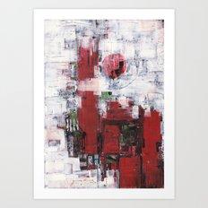 Abstract 2014/11/08 Art Print