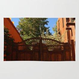 A New Mexico Entrance Rug