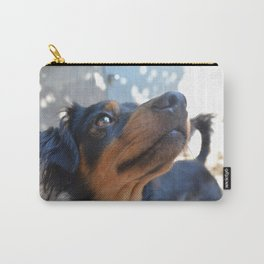 Chalie or Charly is one beatiful dog Carry-All Pouch