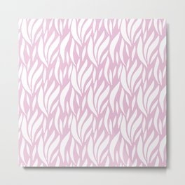 floral (68) Metal Print