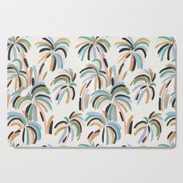 Rainbow Palm Cutting Board