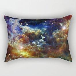 Cradle of Stars Rectangular Pillow