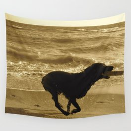 fetch Wall Tapestry