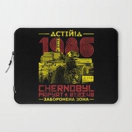 CHERNOBYL 1986 Laptop Sleeve