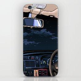 Late Night Cruising  iPhone Skin