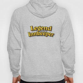 Legend of the Innkeeper Podcast Hoody