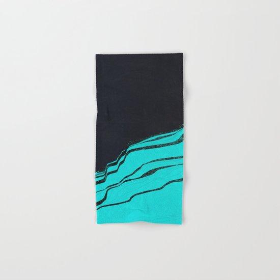 Cineraria Hand & Bath Towel