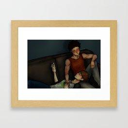 iwaoi Framed Art Print
