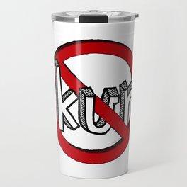 Dun Kur [Don't Care] Travel Mug