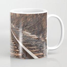 Railroad Track Coffee Mug