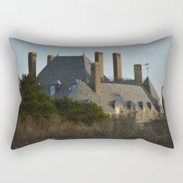 Chimneys Rectangular Pillow