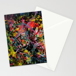 Disaster man Stationery Cards