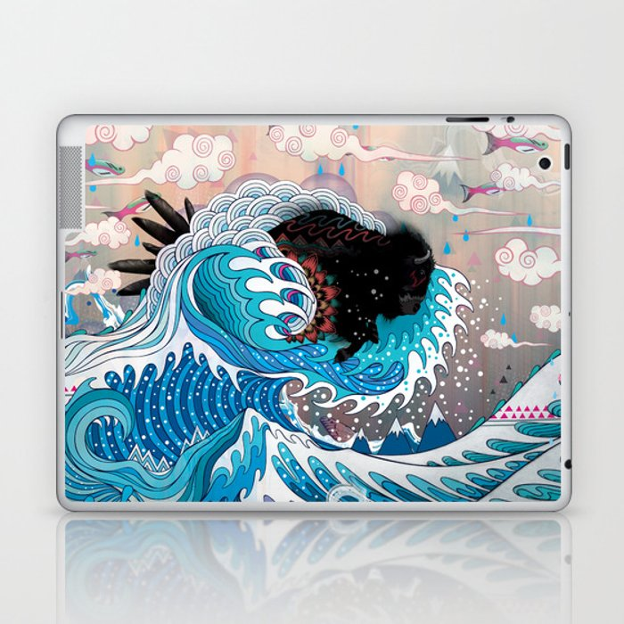 The Unstoppabull Force Laptop & iPad Skin