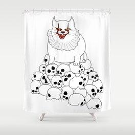Cat IT Shower Curtain