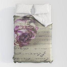 Love letter Comforters