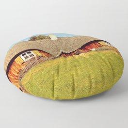 Simple life Floor Pillow