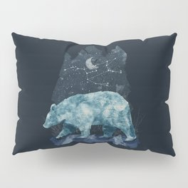 The Great Bear Pillow Sham